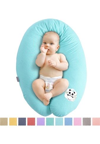 "SEI Design Stillkissen ""Panda mintgrün"" kaufen"
