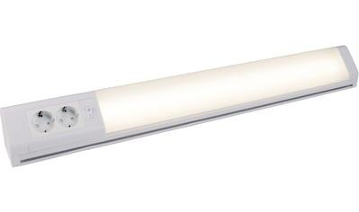 HEITRONIC LED Unterbauleuchte »Bonn«, LED-Modul, 1 St., Warmweiß, 2 integrierte... kaufen