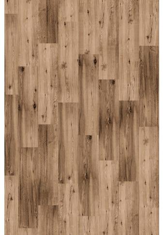 Infloor Teppichfliese »Velour Holzoptik Eiche rustikal«, rechteckig, 6 mm Höhe, 14... kaufen