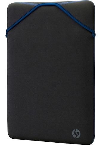 HP Laptoptasche »Protective Reversible 39,6cm 15,6Zoll Black/Blue Laptop Sleeve (P)« kaufen
