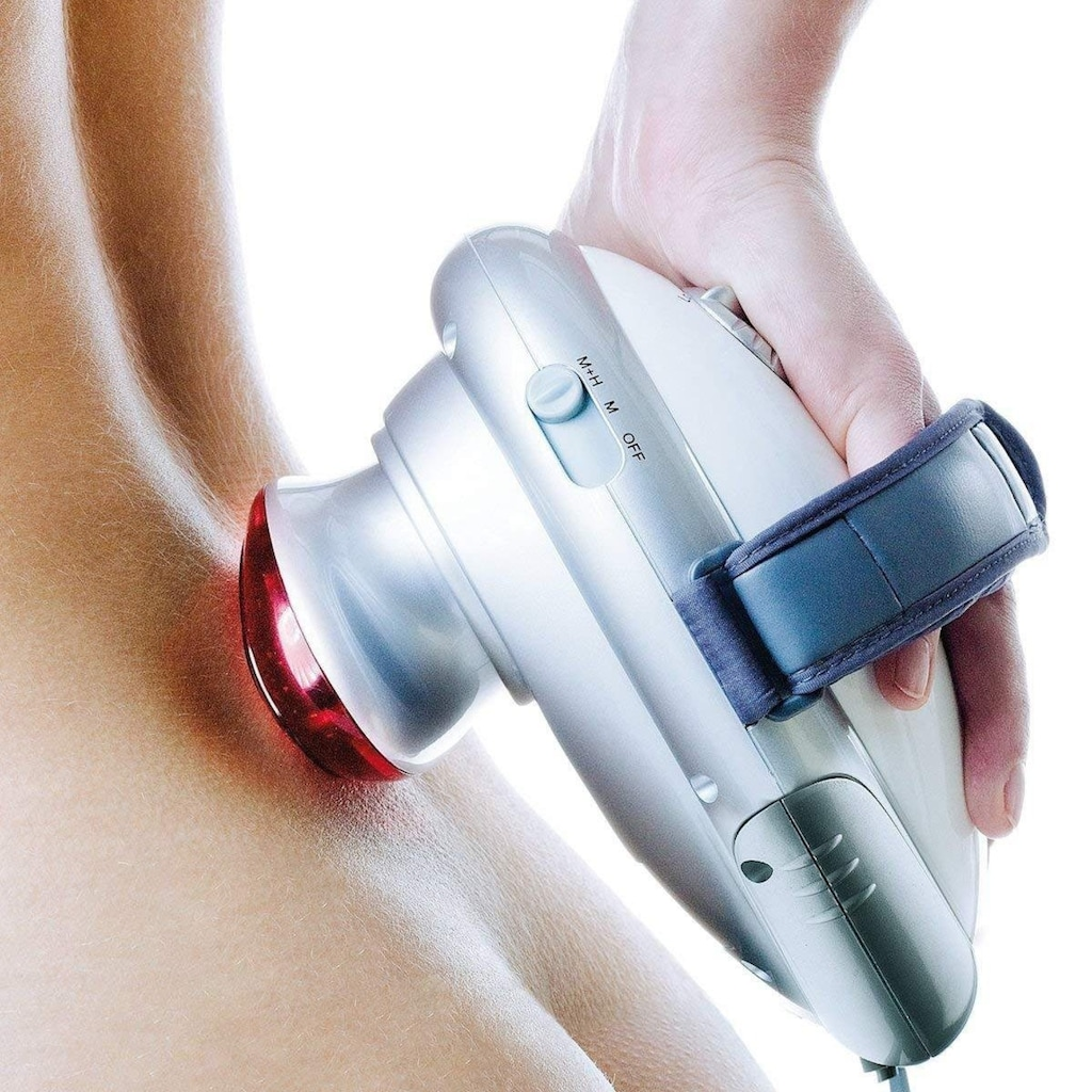prorelax Massagegerät »39513 Intensiv Massage mit Rotlichtwärme«