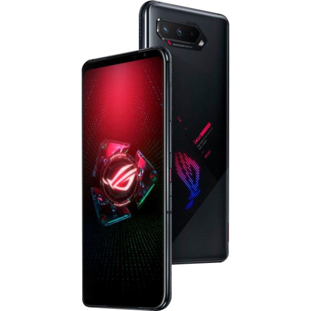 "Asus Smartphone »ROG Phone 5 ZS673KS-1A014EU«, (17,2 cm/6,78 "", 256 GB Speicherplatz, 64 MP Kamera)"