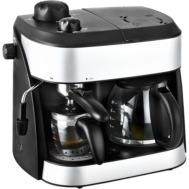 Team Kalorik Espressomaschine TKG EXP 1001 C