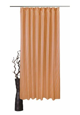 VHG Vorhang nach Maß »Resi«, Leinenoptik, Breite 150 cm kaufen