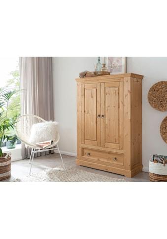 Premium collection by Home affaire Wäscheschrank »Magyc«, aus Massivholz kaufen