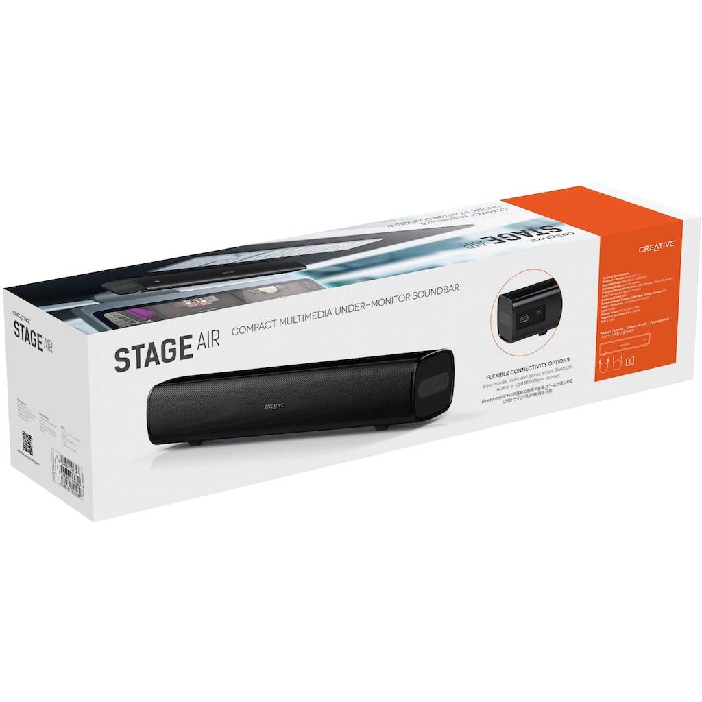 Creative Soundbar »Stage Air«