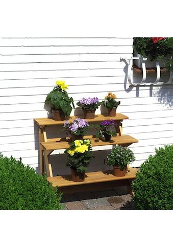 Promadino Blumentreppe »gerade« kaufen