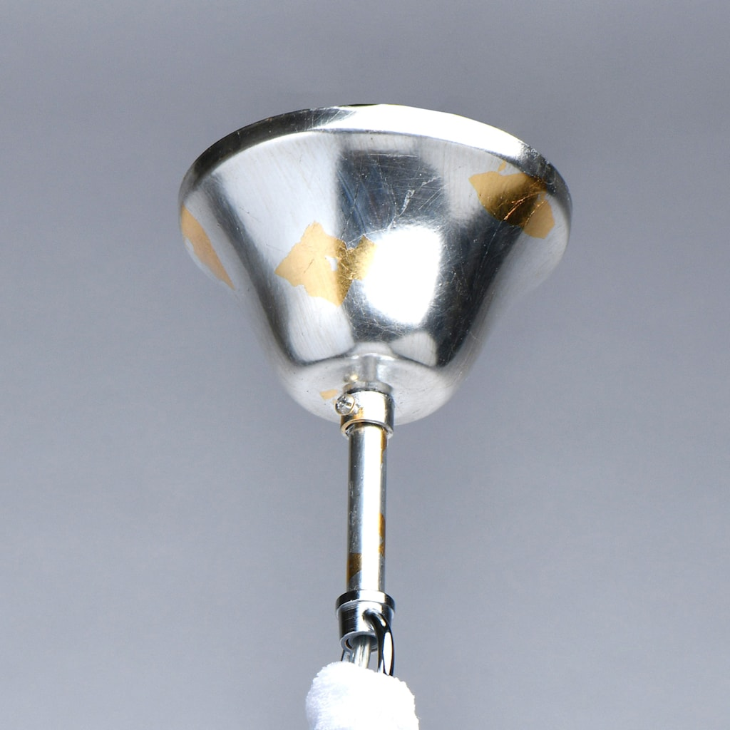 CHIARO Kronleuchter »Viola«, E14, 1 St., Hängeleuchte, Pendellampe, Pendelleuchte