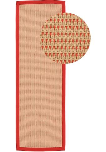 carpetfine Läufer »Sisal Sofia«, rechteckig, 5 mm Höhe, Wendeteppich aus 100% Jute,... kaufen
