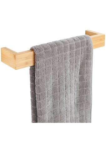 WENKO Handtuchhalter »Bambusa«, BxTxH: 40x5x9 cm kaufen