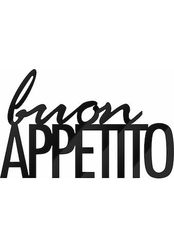 Wandbild »Buon Appetito« kaufen