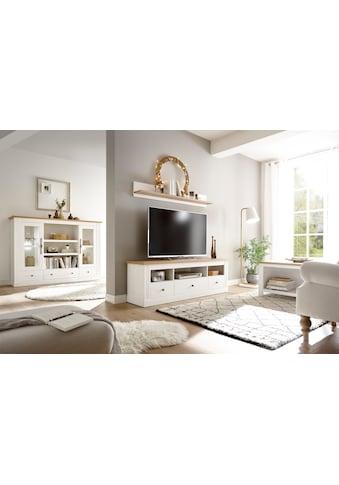 Home affaire Lowboard »Westminster«, im angesagten Landhaus-Look kaufen