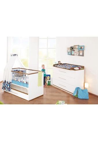 Pinolino® Babymöbel-Set »Tuula«, (Spar-Set, 2 tlg.), breit; Made in Europe kaufen