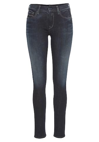 Replay Skinny - fit - Jeans »NEW LUZ HPX« kaufen