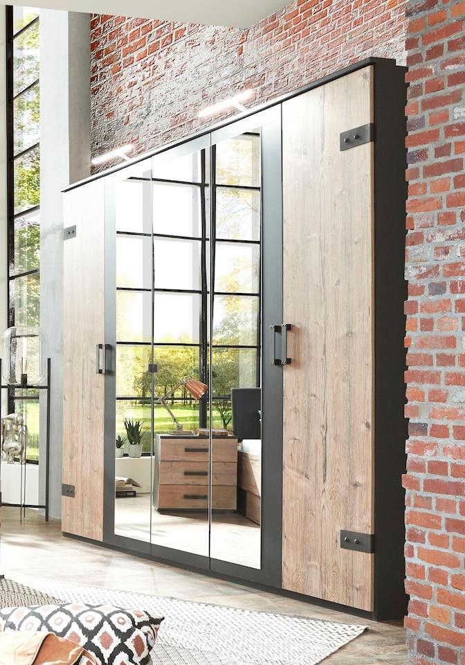 wimex kleiderschrank stockholm auf raten bestellen. Black Bedroom Furniture Sets. Home Design Ideas
