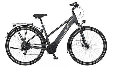 FISCHER Fahrräder E - Bike »Viator 5.0i Damen Trekking E - Bike«, 10 Gang SRAM GX 10 Schaltwerk, Kettenschaltung, Mittelmotor 250 W kaufen