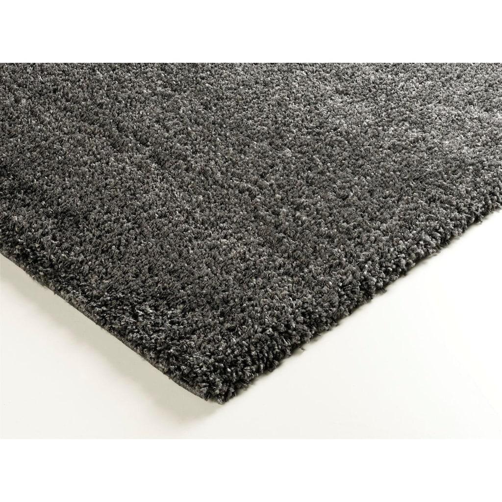 Hochflor-Teppich, »Lobby Shaggy«, OCI DIE TEPPICHMARKE, rechteckig, Höhe 52 mm, maschinell gewebt