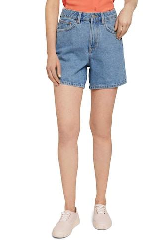 TOM TAILOR Denim Shorts, mit trendiger Waschung kaufen