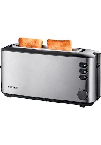 Severin Toaster »AT 2515«, 1 langer Schlitz, für 2 Scheiben, 1000 W kaufen