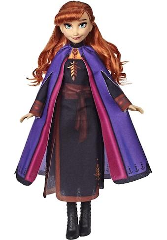 Hasbro Anziehpuppe »Die Eiskönigin II, Anna« kaufen