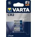 VARTA Batterie »CR2 Lithium«, 3 V, (Packung, 1 St.), Foto Batterie