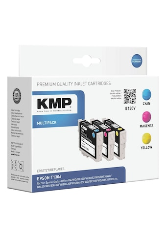 KMP Tintenpatronen - Set ersetzt Epson »T1306« kaufen