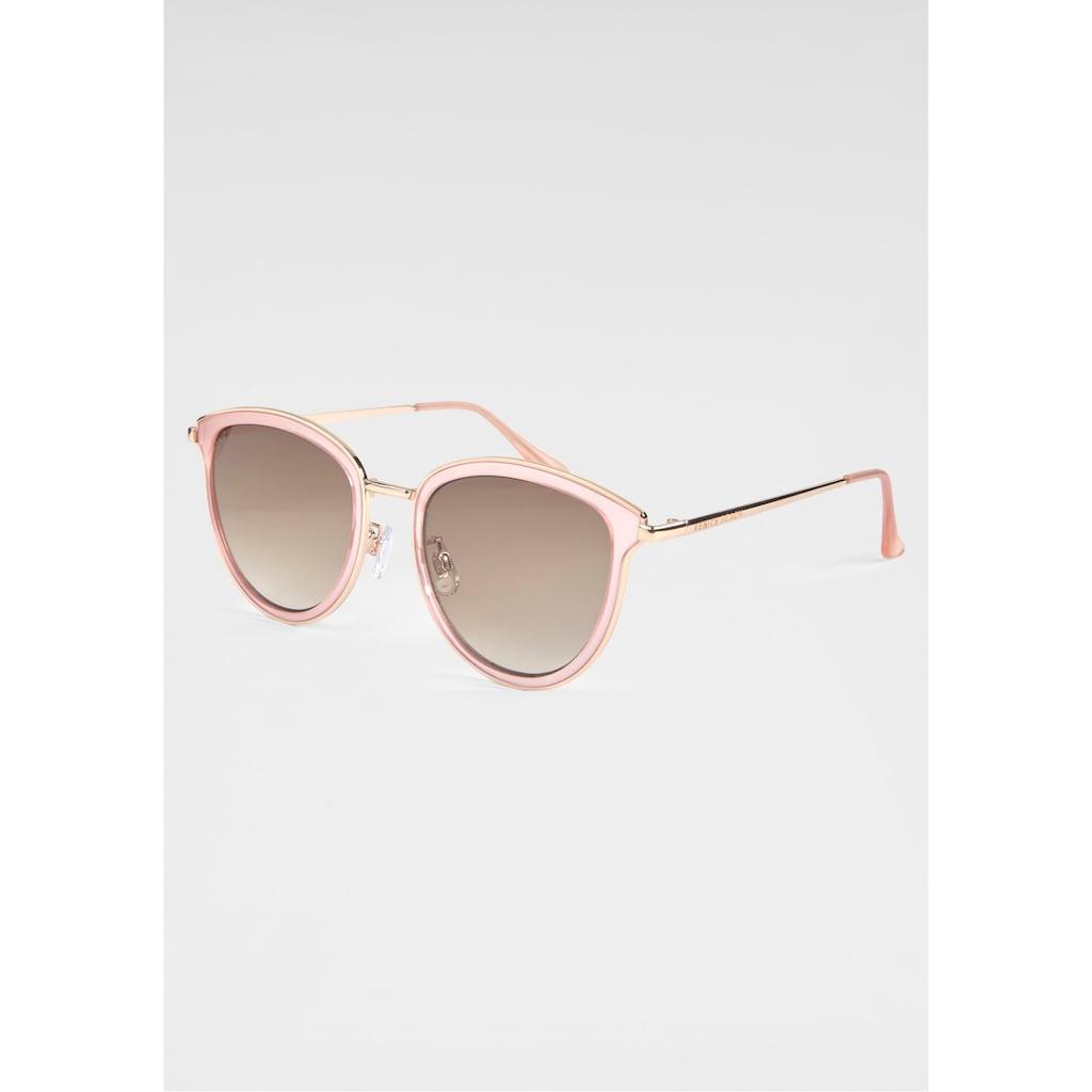 Venice Beach Sonnenbrille, mit zweifarbigem Vollrand