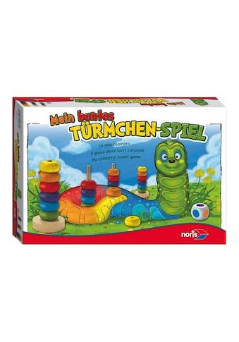 Noris Spiel »Mein buntes Türmchenspiel«, Made in Germany kaufen
