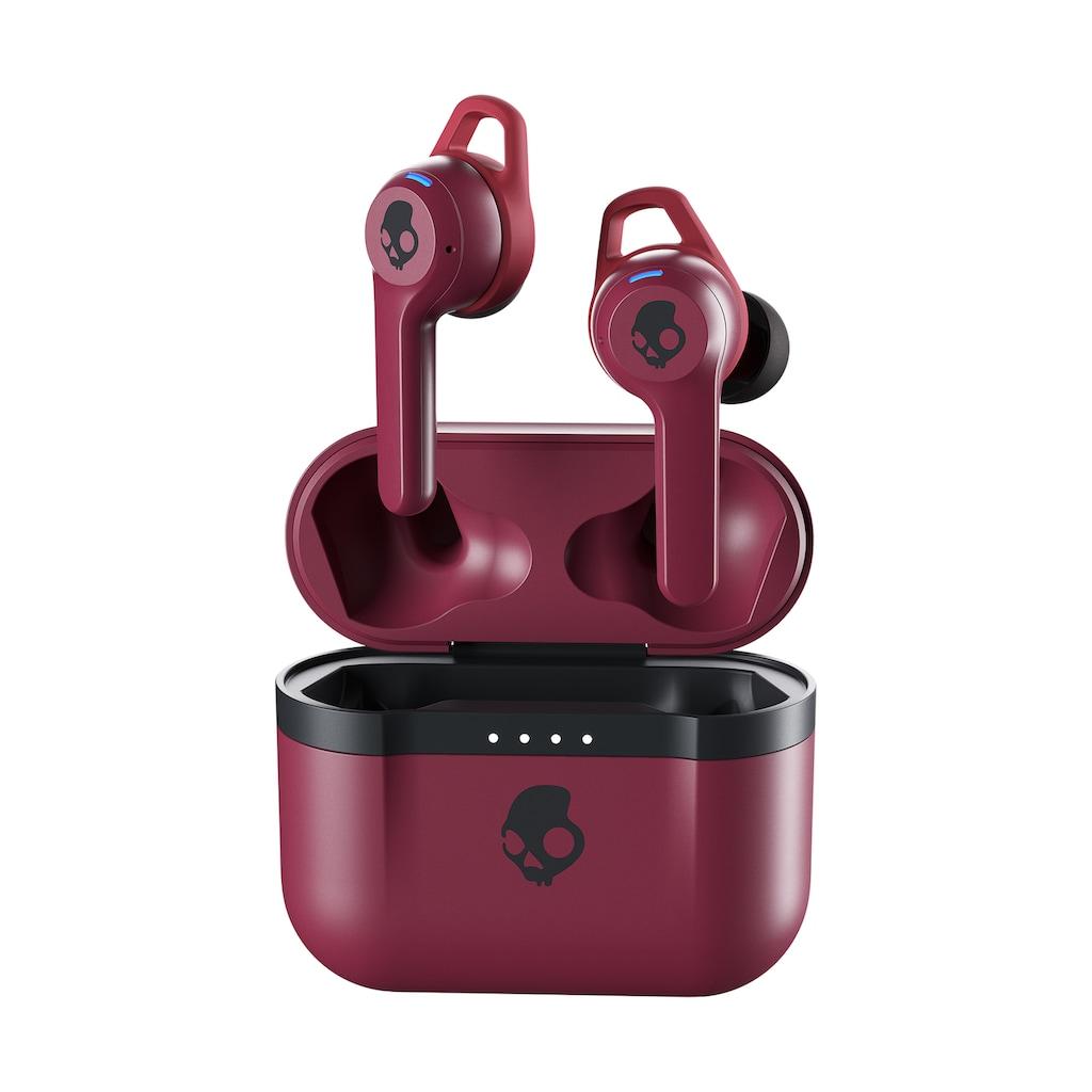 Skullcandy Headset »Indy EVO True Wireless Deep Red«, True Wireless