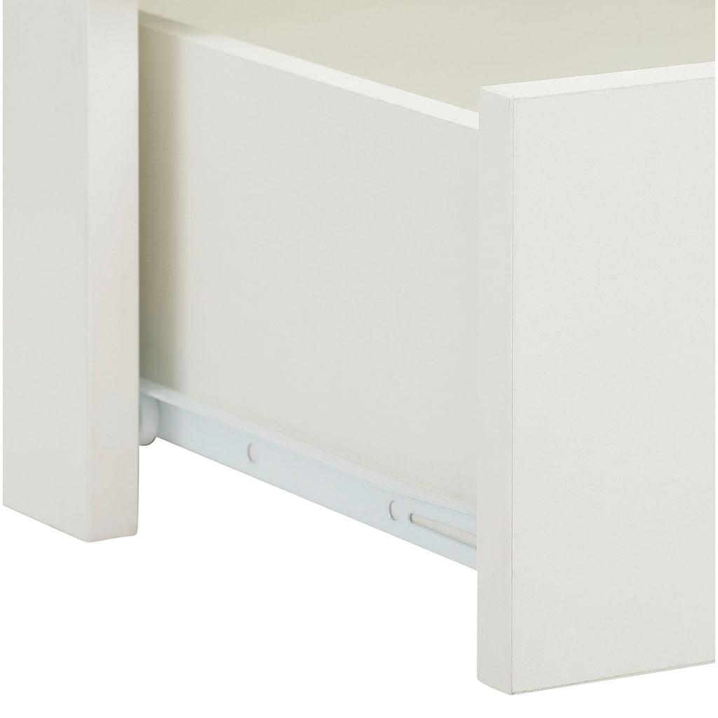 Home affaire Ablageelement »Lucy«, mit 2 Schubladen passend für das gleichnamige Regalsystem Lucy