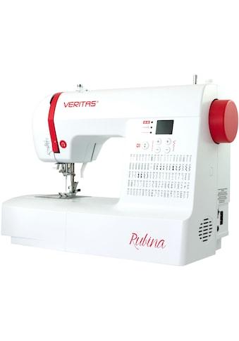 Veritas Nähmaschine Rubina, 100 Nähprogramme kaufen