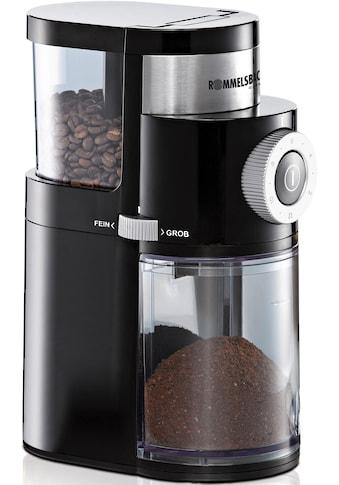 Rommelsbacher Kaffeemühle EKM200, Scheibenmahlwerk kaufen