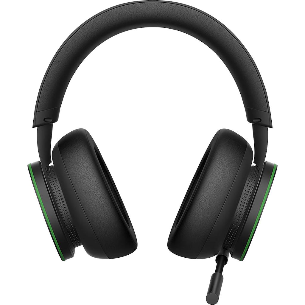 Xbox Headset »Wireless«, Rauschunterdrückung