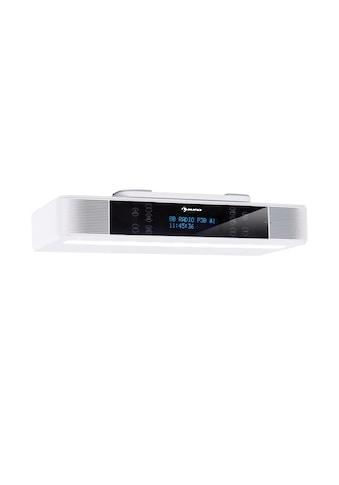 Auna KR-140 Bluetooth Küchenradio Freisprechfunktion LED-Beleuch kaufen