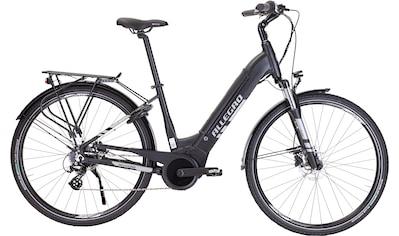 ALLEGRO E-Bike »City S LTD«, 8 Gang, Shimano, Tourney, Mittelmotor 250 W kaufen