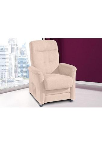 sit&more TV-Sessel »Charlie«, wahlweise mit Motor und Aufstehhilfe kaufen