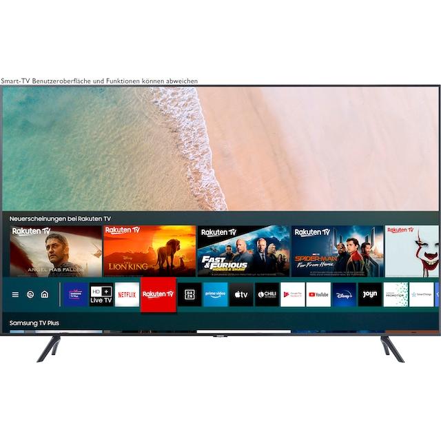 Samsung GU65TU7199U LED-Fernseher (163 cm / (65 Zoll), 4K Ultra HD, Smart-TV
