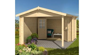Outdoor Life Products Gartenhaus »Walter«, mit Anbau kaufen