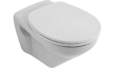 VILLEROY & BOCH Tiefspül - WC »O.novo«, wandhängend, Weiß Alpin kaufen