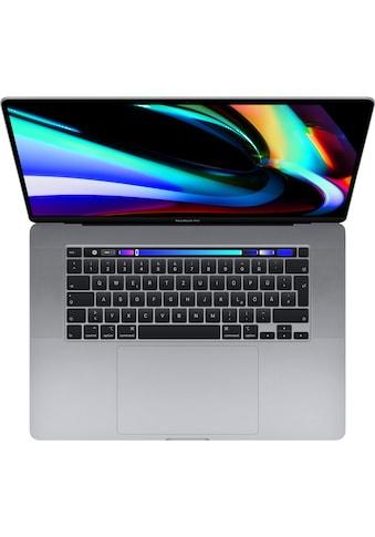 "Apple Notebook »MacBook Pro TB Z0Y0«, (40,65 cm/16 "" Intel Core i9 Radeon Pro... kaufen"