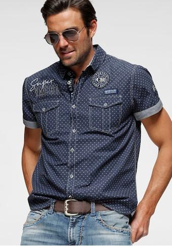 CAMP DAVID Kurzarmhemd kaufen