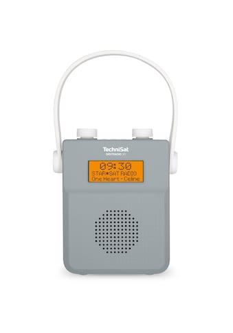 TechniSat DAB+ Digitalradio (Duschradio, Wasserdicht, Bluetooth, UKW, FM) kaufen