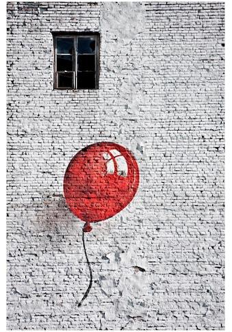 Art & Pleasure Acrylglasbild »Stone balloon«, Städte kaufen