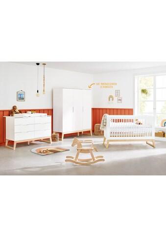 Pinolino® Babyzimmer-Komplettset »Bridge«, (Set, 3 St.), extrabreit, groß; mit... kaufen