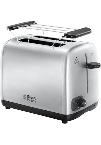 RUSSELL HOBBS Toaster »Adventure 24080 - 56«, für 2 Scheiben, 850 Watt kaufen
