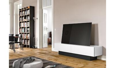 SPECTRAL Lowboard »BRS«, mit Soundsockel, wahlweise mit TV-Halterung, Breite 200 cm kaufen