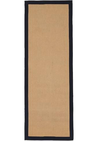 carpetfine Läufer »Sisal«, rechteckig, 5 mm Höhe kaufen