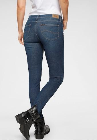 Lee® Skinny-fit-Jeans »Scarlett«, mit 4-Knopf-Verschluss kaufen
