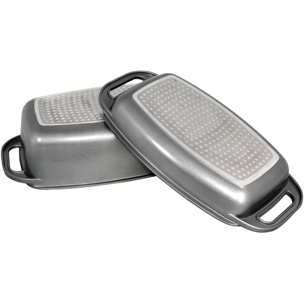 STONELINE Bräter, Aluminiumguss, (1 tlg.), Induktion, 7,8 Liter