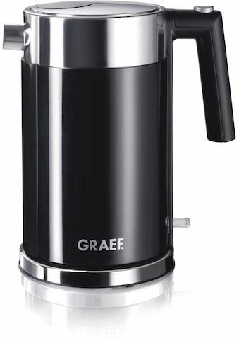Graef Wasserkocher, WK 62, 1,5 Liter, 2015 Watt kaufen